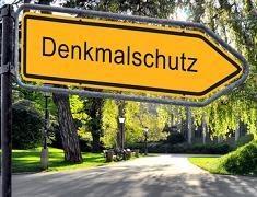 Infos zum Denkmalschutz auf Immobilienkredit.net