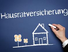 Jetzt Hausratversicherungen vergleichen auf Immobilienkredit.net